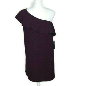 French Connection One Shoulder Dress Size 12
